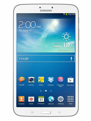 Samsung Galaxy Tab 3 SM-T315 16GB, Wi-Fi + 4G (Unlocked), 8in - Pearl White