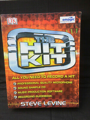 THE HIT KING Steve Levine - Make your own music