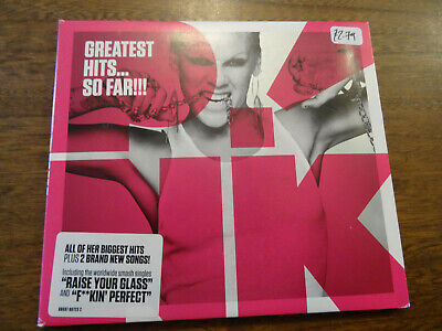 Pink - Greatest Hits ... So Far!!! - CD - VGC