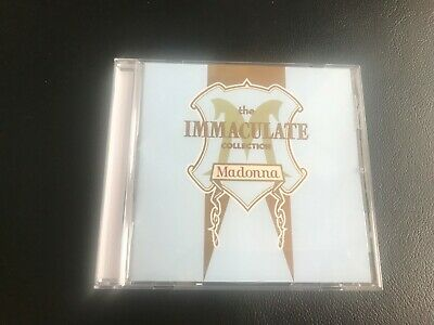 Madonna - The Immaculate Collection - Greatest Hits Part 1 - Exc Condition