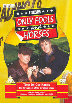 Only Fools and Horses - Time on Our Hands DVD (2004) David Jason