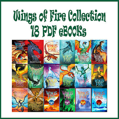 Wings of Fire Collection - 18 PDF eB00Ks