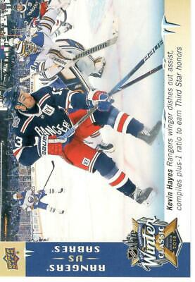2018-19 Upper Deck  Ud Oversized  Winter Classic # Wc-3 Kevin Hayes