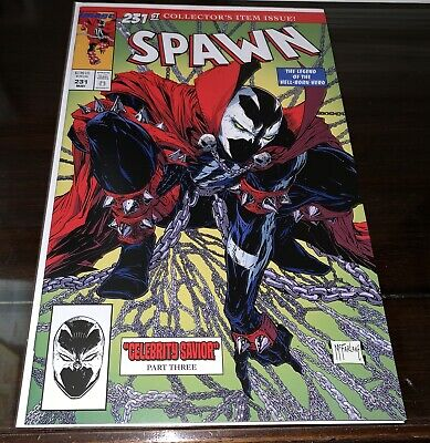 Spawn #223 & #231 Walking Dead & Spiderman Homage Covers Todd McFarlane
