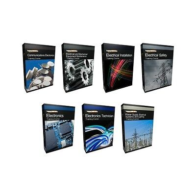 Huge Electronics Training Course Complete Collection