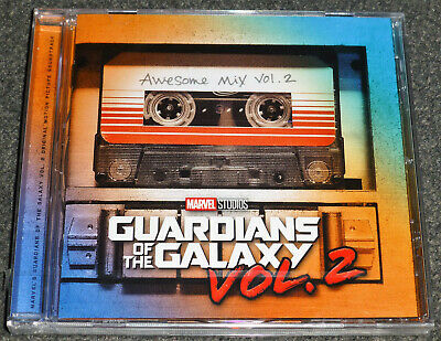 NEW - Marvel Guardians Of The Galaxy Vol 2 Soundtrack (2017) CD - Sealed