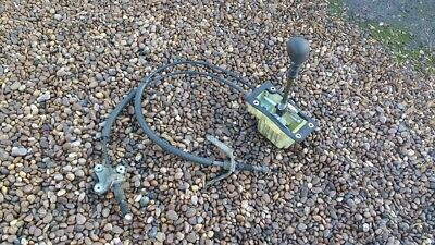 Fiat Seicento Gear Change Linkage Cables *Free Postage*