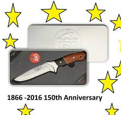 Winchester Bowie Knife 150th Anniversary wood handle Free Shipping
