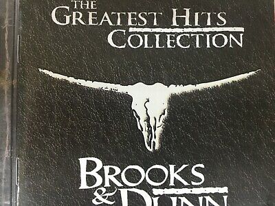 BROOKS & DUNN - Greatest Hits Collection Vol 1 CD 1997 Arista Exc Cond!