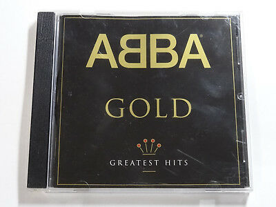★★★  Abba - Gold Greatest Hits - CD ★★★