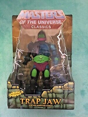 Trap Jaw 2nd release MOC Masters of the Universe Classics He-Man Brand New