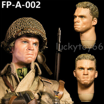 FP-A-005 FacepoolFigure 1//6 Male Head Sculpt