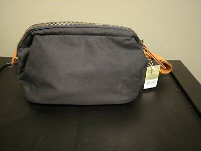 Goodfellow and Co Framed Dopp Kit / Toiletry Bag - Men - Black BRAND NEW w/ Tag