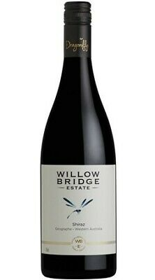 Willow Bridge Dragonfly Shiraz 2017 (12 x 750mL), Geographe, WA.