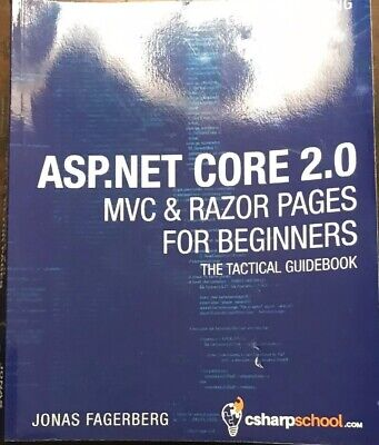 ASP.NET Core 2.0 MVC & Razor Pages for Beginners: How to Build a Website(eb00k)