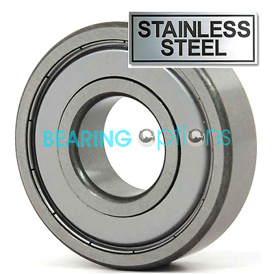 63800 ZZ Stainless Steel Bearing 10mm X 19mm X 7mm