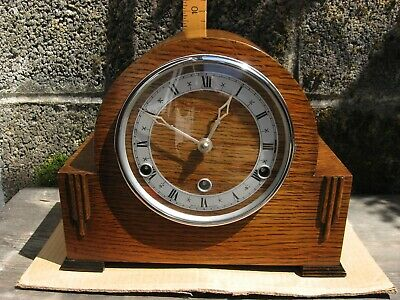 Perivale Westminster Chimes Mantle Clock