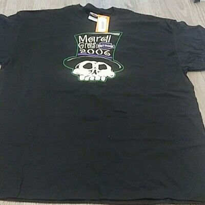 ea779926 Harley Davidson H-D T-Shirt xLarge New Orleans Mardi Gras 2006 New With Tags