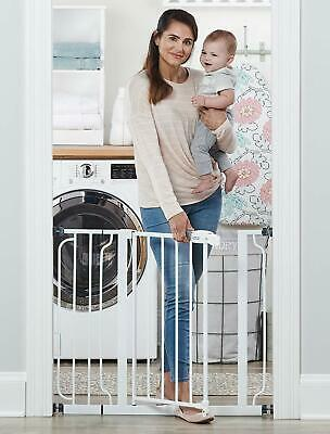 NEW! Regalo Easy Step Walk Thru Gate Baby, Infant Child, Safety Gates 3DAYSHIP
