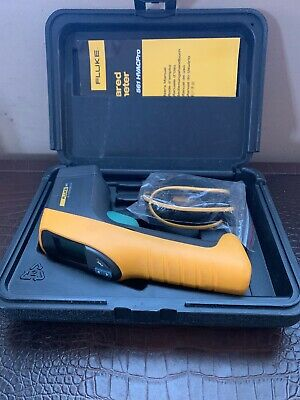 Fluke 561 Infrared and Contact Thermometer with Manual & HARD CASE Excellent