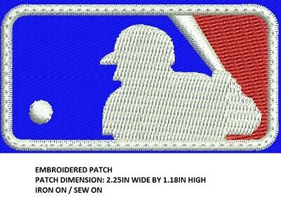 **Love It Or Its Free**  Mlb Baseball Embroidered Patch, Free Shipping