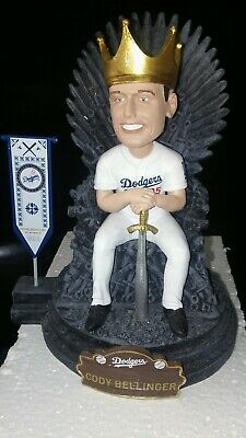 LA Dodgers Cody Bellinger Game of Thrones MLB exclusive bobblehead #'d/2019
