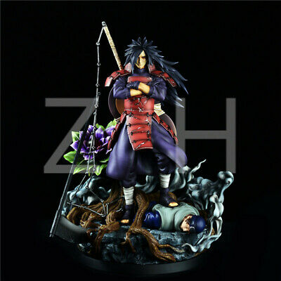 Naruto Uchiha Madara ZH Studio Same Style Resin Figurine Anime In Stock GK Model