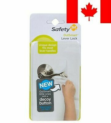 Safety 1st OutSmart Lever Lock - White