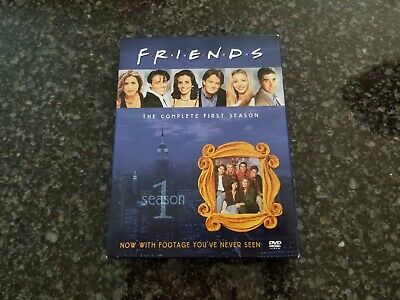 Friends - The Complete First Season (DVD)