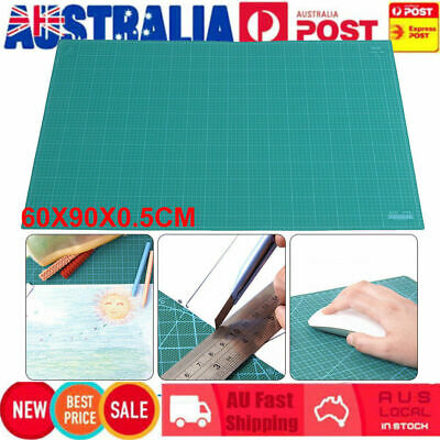 A1 5-Ply Self Healing Craft Cutting Mat 2-Sided Print Quilting Scrapbooking AU