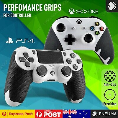 PS4 XBOX One Controller Performance Gaming Grips Skin Use with Thumbstick Caps