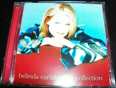 Belinda Carlisle The Collection (Australia) Very Best Of Greatest Hits CD