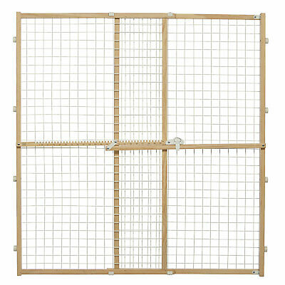 Midwest Wire Mesh Pet Safety Gate for Dogs
