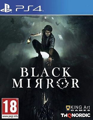 Black Mirror (PS4)  NEW AND SEALED - IN STOCK - QUICK DISPATCH - FREE UK POSTAGE