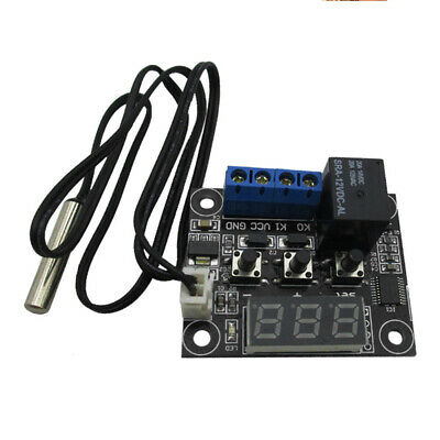 W1209 LED Digital Thermostat Temperature Controller Switch DC12V NTC10K 0.5%