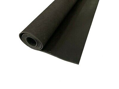 Advanced Acoustics 10kg Soundproofing Mat 1.2m by 2m by 5mm thin Sound Proofing