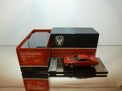 Le Phoenix Amr Ferrari Dino 308 Gt4 1974 - Red 1:43 - Excellent Condition In Box