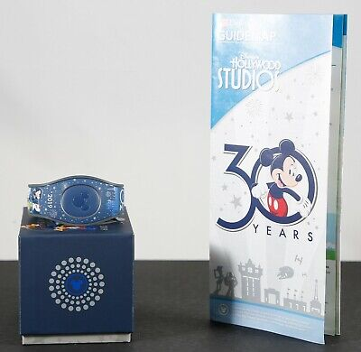 New Disney Epcot 2019 Hollywood Studios 30th Anniversary LE Magicband