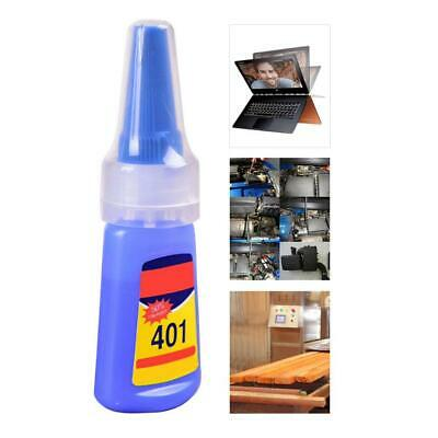 Strong Super Glue 401 Adhesive Liquid Home Glues For Wood Rubber Leather Paper