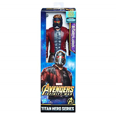 "AVENGERS E1427EL2"" Marvel Infinity War Series Star-Lord with Titan Hero..."