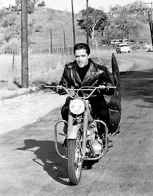 Rock n Roll Singer ELVIS PRESLEY Glossy 8x10 Photo Print Actor Poster