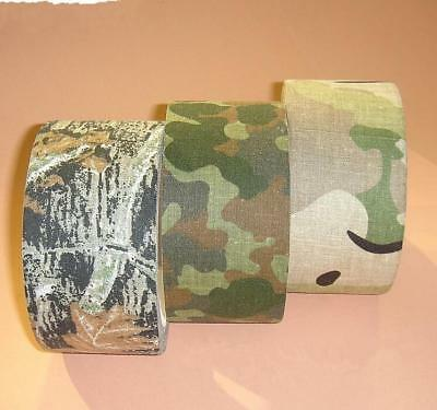Practical New Army Tape Gun Stealth Wrap CAMO Outdoor Shooting Hunting Jian