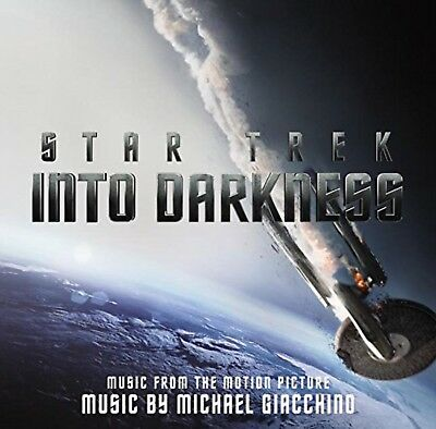 Star Trek Into Darkness - Music From The Motion Picture (CD) Michael Giacchino