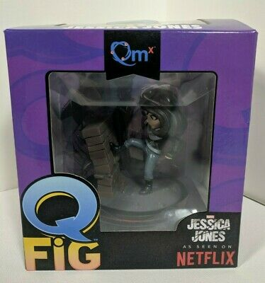 Loot Crate Exclusive Marvel Jessica Jones Netflix QFig QMx Figure