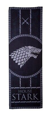 Game of Thrones House Sigil Stark Door Banner