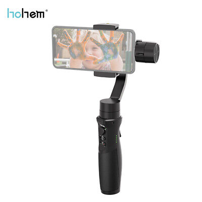Hohem iSteady Mobile+ 3-Axis Handhele Stabilizing Gimbal Support Auto-tra M U6L4