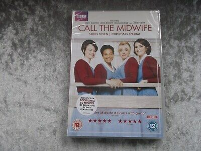Call The Midwife - Series 7 [DVD] [2018] New & Sealed