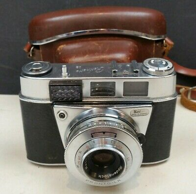 Kodak Retinette 1B Vintage 35mm Film Camera