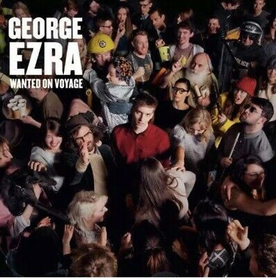 "George Ezra - Wanted On Voyage (NEW 12"" VINYL LP) Gatefold + CD"