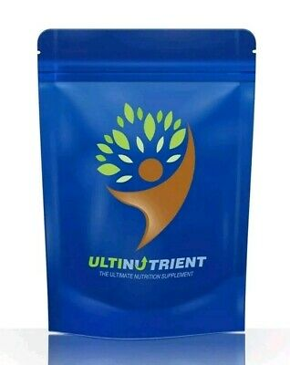 UltiNutrient Creatine Monohydrate Bulk Powder Unflavored 35.27oz EXP 5/2020 NEW